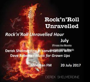 RocknRoll Unravelled Hour July