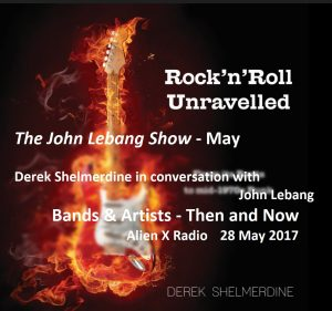 The John Lebang Show with Derek Shelmerdine