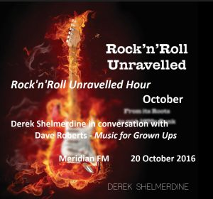 RocknRoll Unravelled Hour October