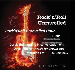 The Rock'n'Roll Unravelled Hour June