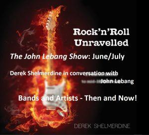 The John Lebang Show June- July