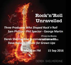 Three Producers Who Shaped RocknRoll