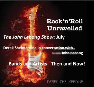 John Lebang Show July