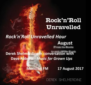 RocknRoll Unravelled Hour August