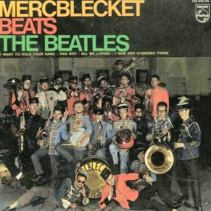 Mercblecket Beats The Beatles EP 1964