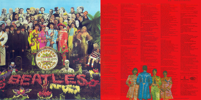 Sgt Peppers Lonely Hearts Club Band 1967