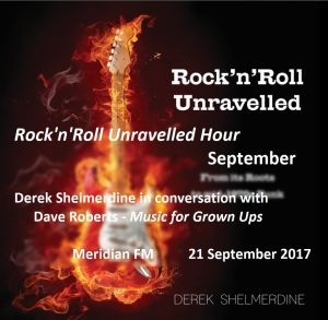 RocknRoll Unravelled Hour Sept