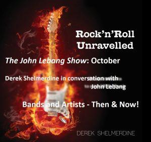 John Lebang Show October