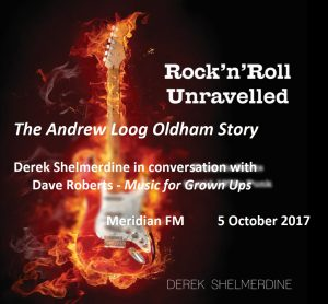 Andrew Loog Oldham Story