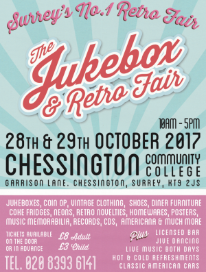 Jukebox Retro Fair