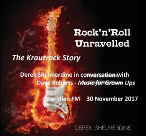 Krautrock Story Meridian FM
