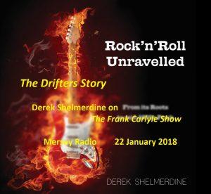 Drifters Story Mersey Radio