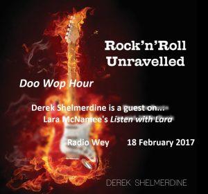Doo Wop Hour Lara McNamee Radio Wey
